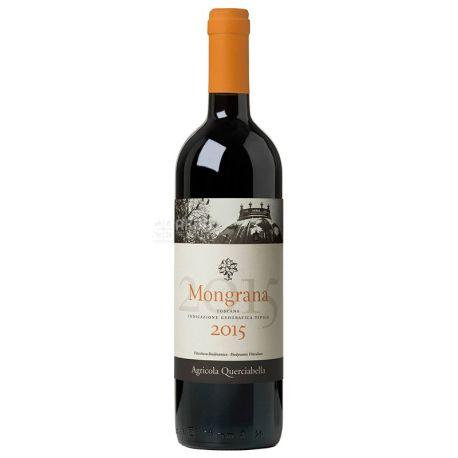 Agricola Querciabella, Mongrana, Вино красное сухое, 0,75 л