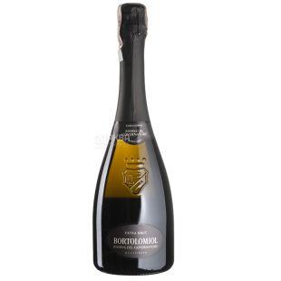 Bortolomiol, Riserva del Governatore, Вино игристое белое, 0,75 л