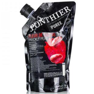 Ponthier, Пюре Плід Кактуса Опунції, охолоджене, 1 кг