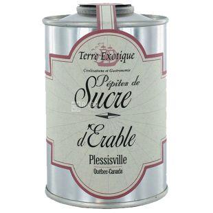 Terre Exotique, Крошки кленовые сахарные из Канады, 200 г