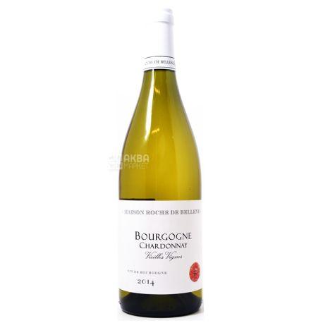Burgundy Chardonnay Vieilles Vignes 2016, Roche d'Bellene House, вино белое сухое, 0,75 л