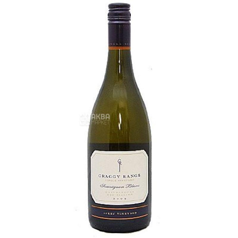 Marlborough Sauvignon Blanc 2017, Craggy Range, Вино белое сухое, 0,75 л