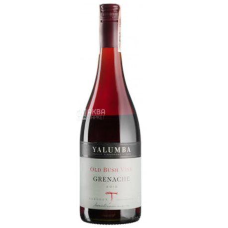 Yalumba, Вино красное сухое Bush Vine Grenache 2015, 0,75 л
