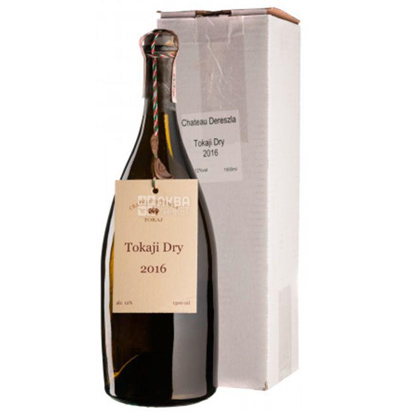 Chateau Dereszla, Вино белое сухое Tokaji Dry, 1,5 л