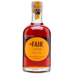 Fair Cacao, Liquor, 0.35 L