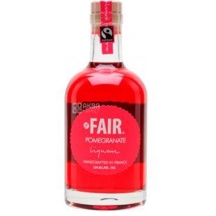 Fair Pomegranate, Liqueur, 0,35 l