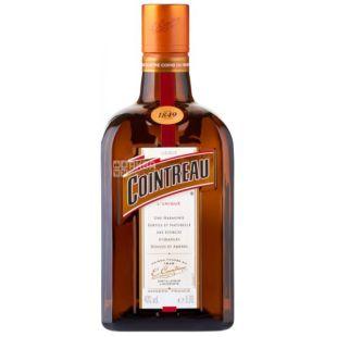 Cointreau, Strong liquor, 40%, 0.7 l