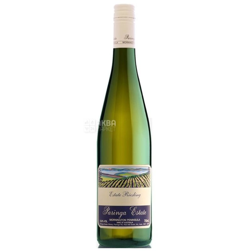 Paringa Estate, Riesling Estate 2016, Вино белое сухое, 0,75 л