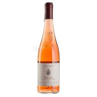 Famille Perrin, Tavel Rose, Вино розовое сухое, 0,75 л