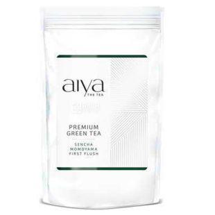 Aiya, Чай зеленый японский Sencha Momoyama, 50 г