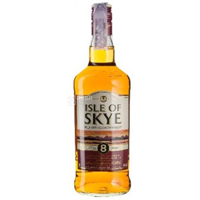 Isle of Skye 8 y.o., Виски шотландский, 0,7 л