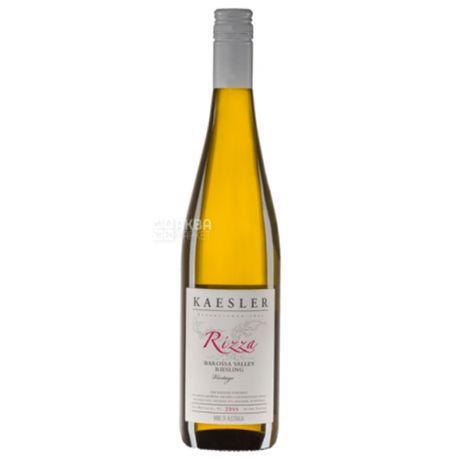 Kaesler, Вино белое полусладкое Rizza Riesling 2017, 9,5%, 0,75 л