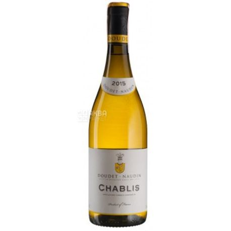 Doudet Naudin, Chablis, Вино белое сухое, 0,75 л