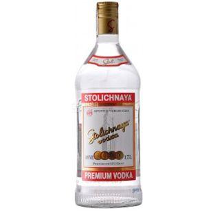 Stolichnaya, Vodka, 1.75 L