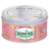 Kusmi Tea, Rose, 125 г, Чай Кусми Ти, Роза, зеленый с лепестками, ж/б