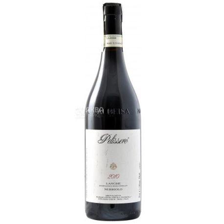 Pelissero, Вино красное сухое, Langhe Nebbiolo, 0,75 л