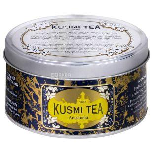 Kusmi Tea, Anastasia, 125 г, Чай черный Кусми Ти, Анастасия, ж/б