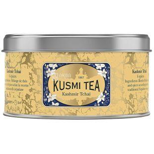 Kusmi Tea, Kashmir Tchai, 125 г, Чай черный Кусми Ти, Кашмир Таи, ж/б