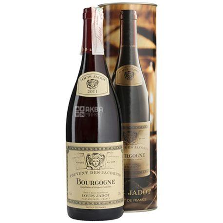 Louis Jadot, Вино красное сухое, Bourgogne Couvent des Jacobins Rouge, 0,75 л