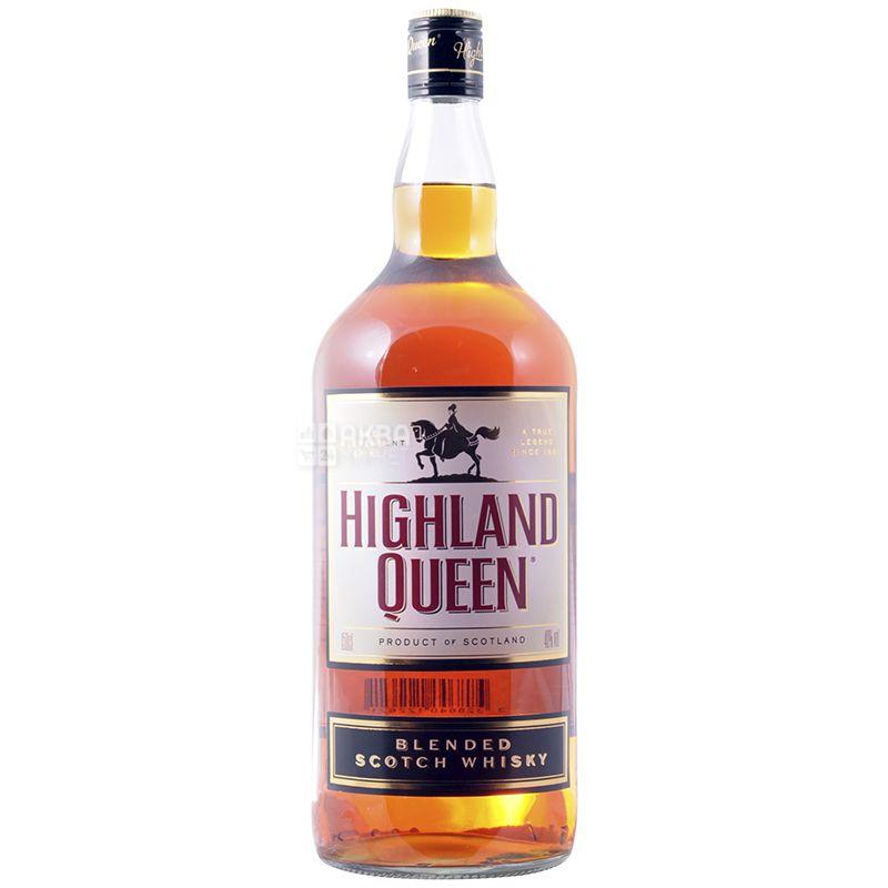 Highland Queen, Виски бленд, 1,5 л