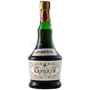 Yew, Cognac Carpathians, 0.5 l