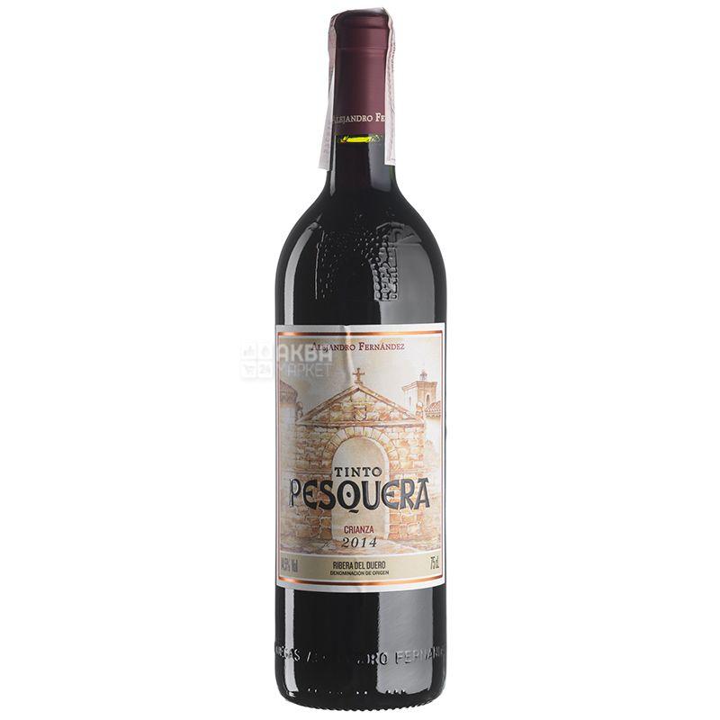 Crianza 2014 року, Tinto Pesquera, Вино червоне сухе, 0,75 л
