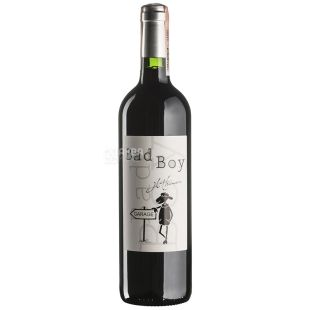 Bad Boy 2002 Вино червоне сухе, 0,75 л