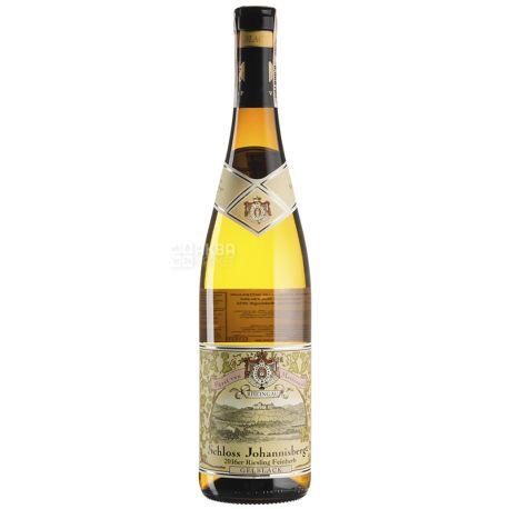 Schloss Johannisberger Riesling Gelblack Feinherb 2016, Вино біле напівсухе, 0,75л