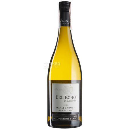 Clos Henri Bel Echo Sauvignon Blanc 2015, Вино белое сухое, 0,75 л