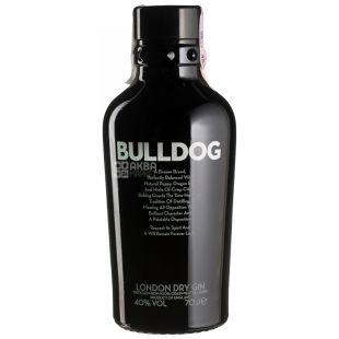 BULLDOG Dry Gin, 0.7 l