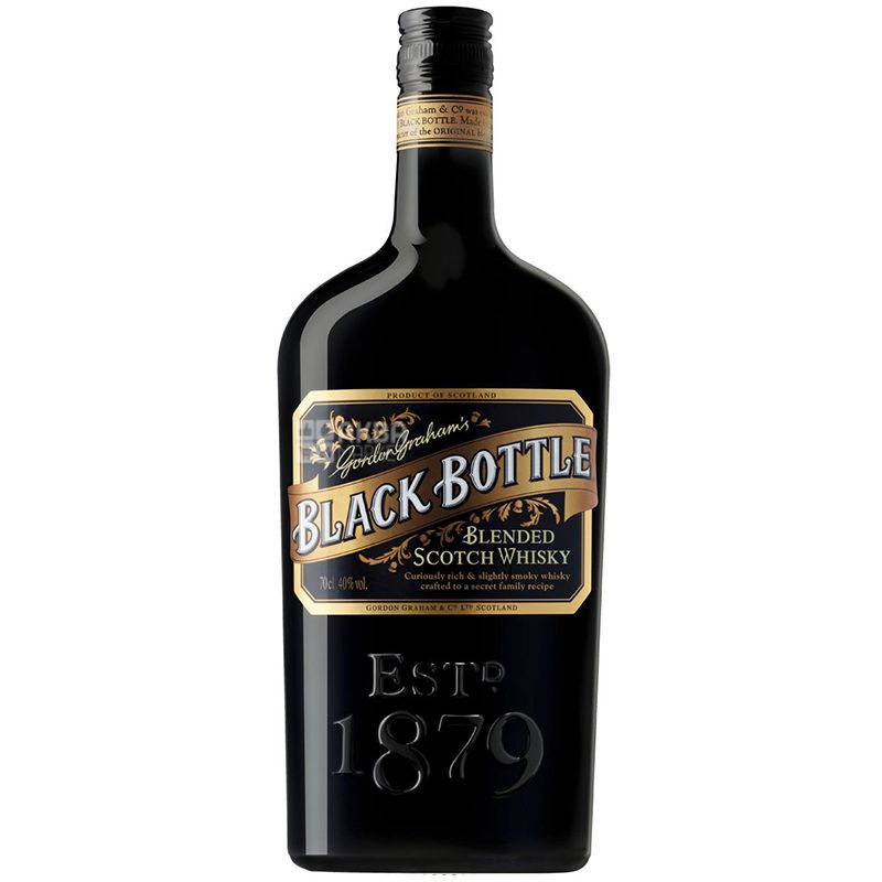 Black Bottle Виски, 0,7 л