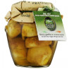 Frantoio di Sant'agata White mushrooms in extra virgin olive oil, 280g