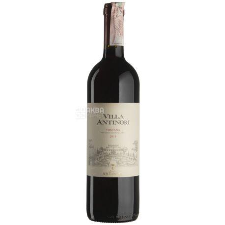 Villa Antinori Toscana, Вино красное сухое, 0,75 л