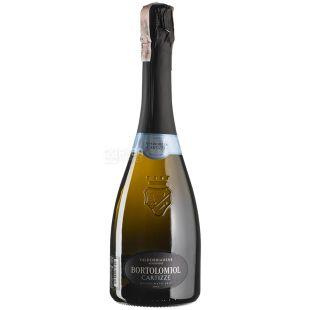 Bortolomiol Cartizze Prosecco Вино игристое белое сухое, 0,75 л