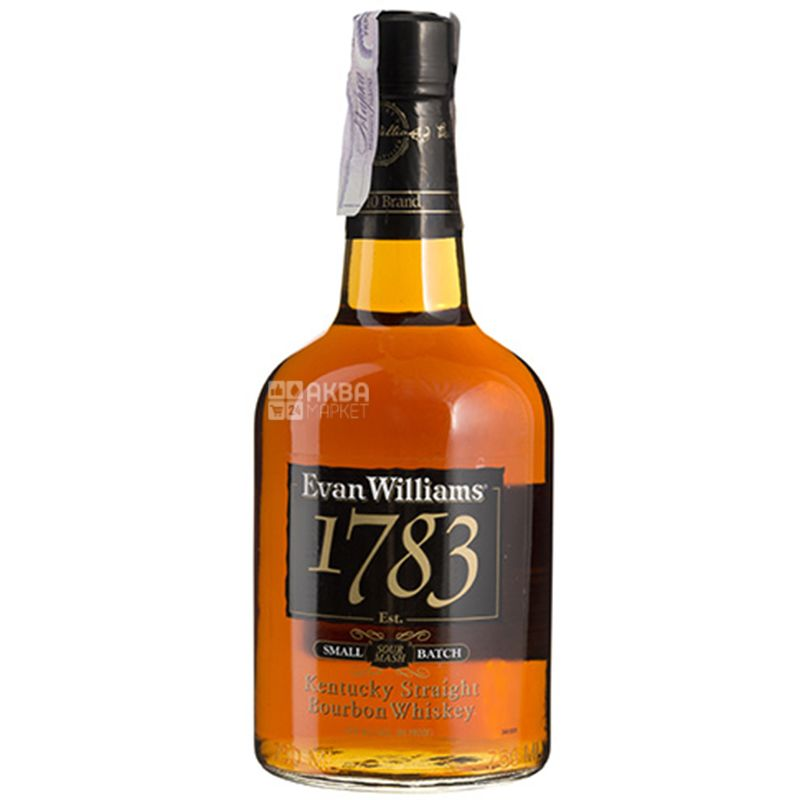 Evan Williams 1783, Бурбон, 0,75 л