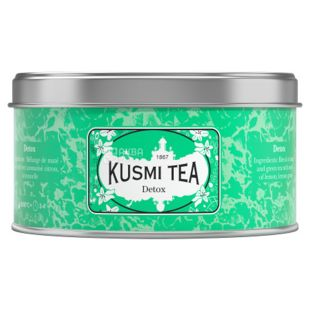 Kusmi Tea, Detox, 125 г, Чай детокс Кусми Ти, ж/б