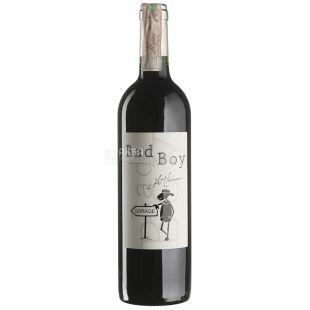 Bad Boy Вино червоне сухе, 0,75 л