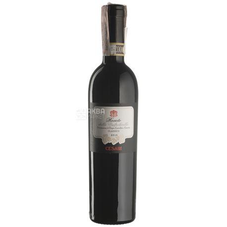Cesari Recioto della Valpolicella Classico, Вино красное сладкое, 0,5 л