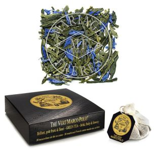 Green tea, Marco Polo, 75 g, TM Mariage Freres