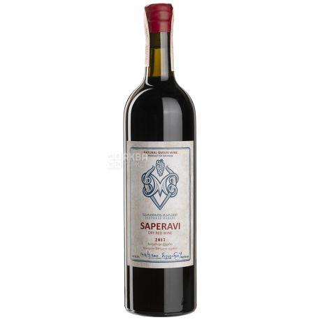 Vartsikhe Marani, Aladasturi, Красное сухое вино, 0,75 л