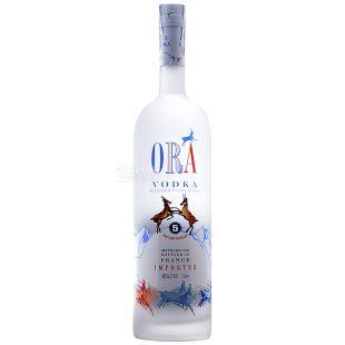AEDor ORA blue, vodka, 1 l