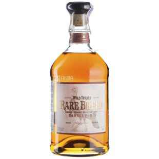 Wild Turkey Rare Breed, Bourbon, 58.4%, 0.75 L