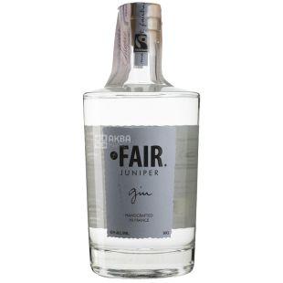 Fair Juniper Gin, Джин 0,5 л