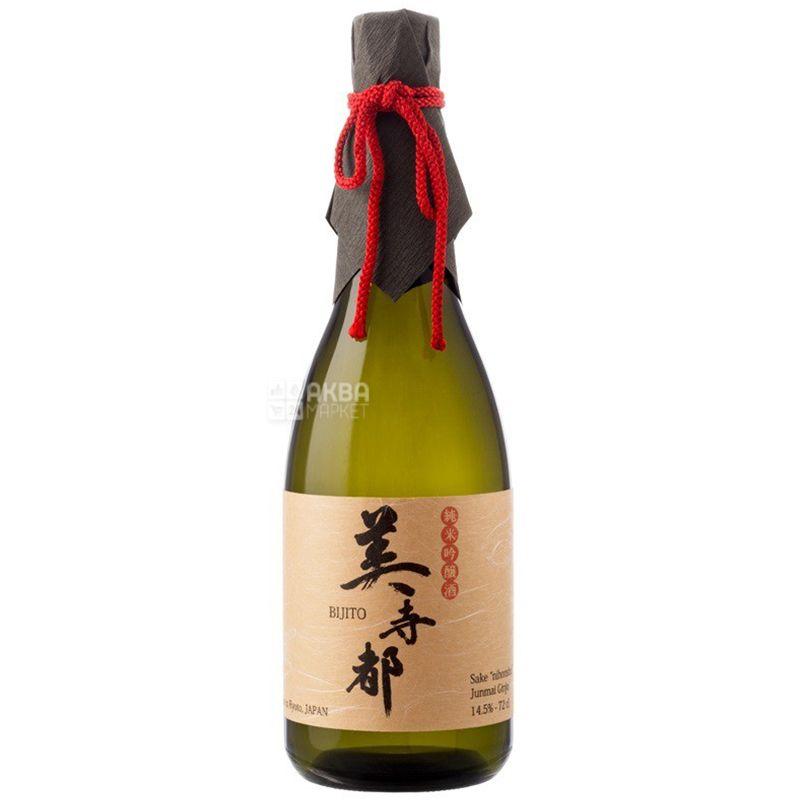 Junmai Ginjo, Водка, саке, 0,72 л