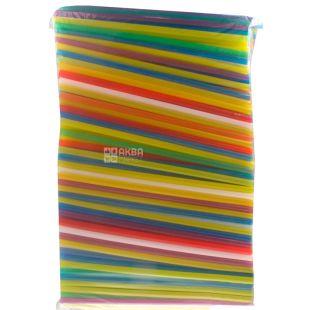 Helper, Straws straight, 22x0.5 cm, 1000 pcs.