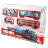 Rail King, Toy Railway, plastic, metal, for children from 2 years