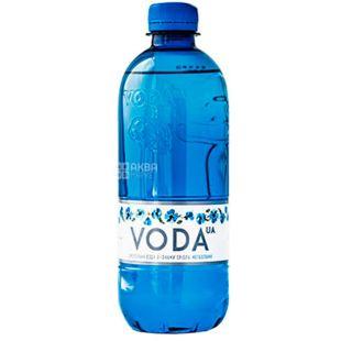 VODA UА Вода негазированная, 0.5л, ПЭТ