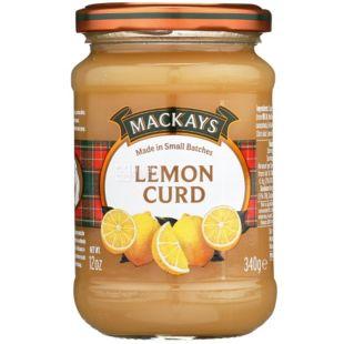 Mackays, Lemon Kurd, 340 g
