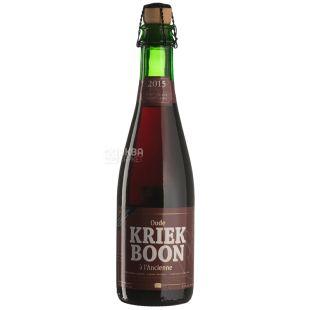 Brouwerij Boon Oude Kriek Boon, Пиво пшенично-ячменное, 0,375 л