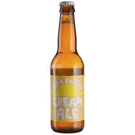 Mikkeller Cream Ale, Пиво, 0,33 л